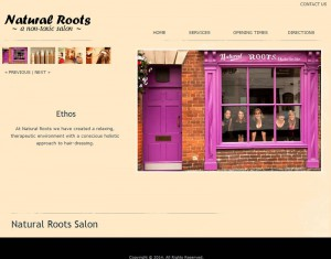 Natural Roots Salon