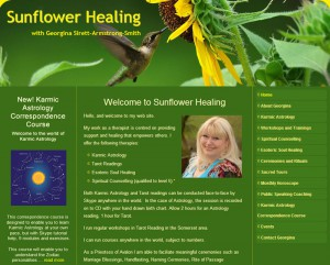Sunflower Healing